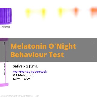 Melatonin O'Night Behaviour Test