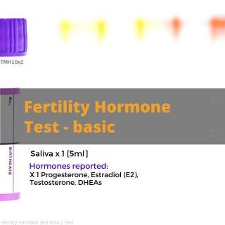 Fertility Hormone Test basic
