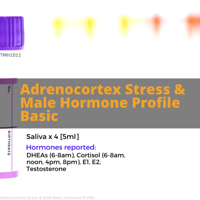 Adrenocortex Stress _ Male Hormone Profile Basic