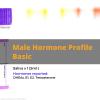 Male Hormone Profile Basic