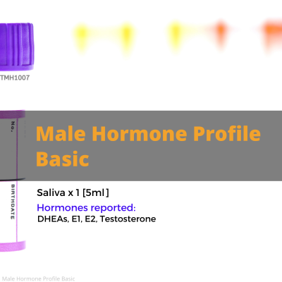 Male Hormone Profile Basic