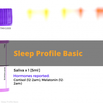 Sleep hormone test
